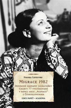 Obálka knihy Migrace 1982