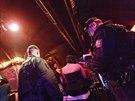 Policisté kontrolovali v barech v centru Prahy mladistvé. Zaměřili se na...