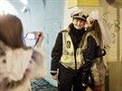 Policisté v centru Prahy kontrolovali v barech a restauracích mladistvé.
