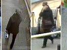 Policisté zveřejnili snímky ženy, kterou ve čtvrtek 13. února 2014 někdo...