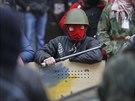 Situace na Ukrajině se po mnoho dní téměř nemění (12. února)