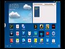 Uživatelské prostředí Samsung Galaxy Note 10.1 2014