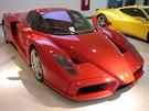 Model Ferrari 2002 vmuzeu vMaranellu