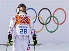 Český lyžař Ondřej Bank ve druhém kole obřího slalomu nabral ztrátu a propadl...