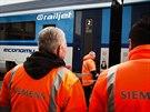 První souprava railjet vyrobená ve vídeňském závodě Siemens pro České dráhy.