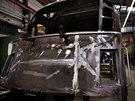 V�roba railjet� pro �esk� dr�hy ve v�de�sk�m z�vod� Siemens.