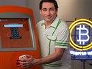 Anthony Di Iorio vede firmu, kter� v Kanad� od ledna 2013 provozuje bankomat na...