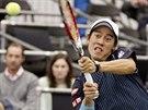 Japonský tenista Kei Nišikori