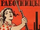 Další ukázka sovětské propagandy.