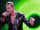 Depeche Mode nadchli 10.2. 2014 publikum ve vyprodan� O2 ar�n�.