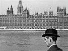 Miloň Novotný, Houses of Parliament, Londýn, 1966