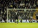VEDOUCÍ GÓL. Branislav Ivanovič (2) posílá Chelsea otevírá skóre na hřišti West
