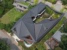 D�m navrhlo soulsk� architektonick� studio Iroje KHM Architects, veden�...