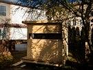 Prostor sauny je vhodný pro skupinku maximálně čtyř osob, pro pohodlí se ale...