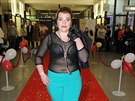 Plus size modelka na p�ehl�dce Big and Beauty
