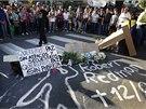 V Caracasu došlo k zatím největším protestům od loňského nástupu prezidenta