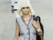 Chanel, kolekce jaro-léto 2014