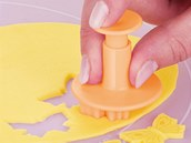 S pomocí vykrajovátek je příprava sladkostí velmi snadná a rychlá.