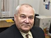 Sociolog Petr Víšek.