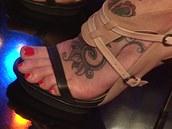 Dara Rolins a její boty