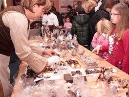 Čokoládová výstava