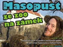 Ze zoo na zámek