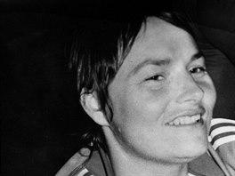 Milena Jindrová v 70. letech