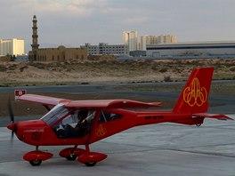 Lety nabízí Jazirah Aviation Club.