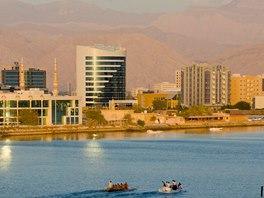 Nakheel - část města Ras Al Khaimah ve stejnojmenném emirátu