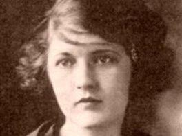 Americká spisovatelka Zelda Sayre