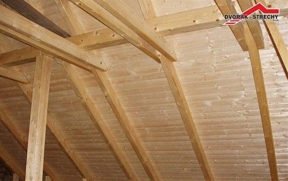 Firma Dvořák-střechy umí řešit i problémy s plochou střechou