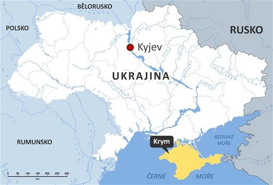 Ukrajina, Krym