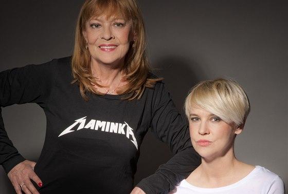 RODINA POD LUPOU: Jana Šulcová s dcerou Rozálií Víznerovou