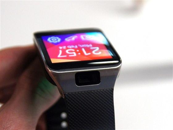 Samsung Gear 2 na veletrhu MWC