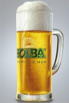 Nejlep�� nefiltrovan� pivo se va�� v pivovaru Holba. Holb� Kvasni��k pat��
