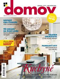 Další zajímavé návštěvy najdete v časopise Domov.