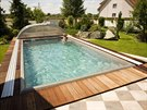 Keramické bazény mají velmi dlouhou životnost.