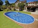 Bazény Azuro lze úplně zapustit, v současné době jde o nejlevnější variantu...