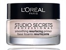 Primer z řady Studio Secrets od L'Oréal Paris funguje na bázi silikonu. Pleť...