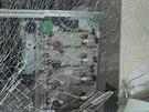 Výbuch ve Vyžlovské ulici způsobil škody za více než půl milionu
