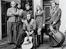 POČÁTKY. Skupina Javory před čtyřiceti lety na snímku z roku 1974.