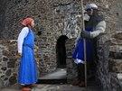 středověk, hrad, hra
