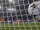 GÓL Míč je v síti Schalke v osmifinále Ligy mistrů, Real Madrid nastřílel v...