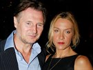 Liam Neeson se dva roky po smrti manželky dal dohromady s PR manažerkou Freyou...