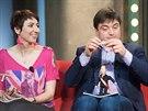 Simona Bab��kov� a Igor Rattaj v Show Jana Krause