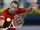 Philipp Kohlschreiber v semifinále turnaje v Dubaji