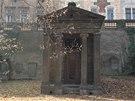 Díky Luďku Jašovi byla vyřešena záhada prázdné hrobky na čestném místě
