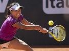 Kurumi Naraová ve finále turnaje v Riu de Janeiro.
