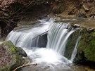 Zlámané vodopády