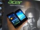 Acer Liquid E3 a Z4 na veletrhu MWC v Barceloně